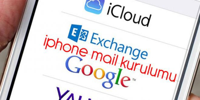 İos İphone Telefon E-mail Hesabı Kurulumu – POP3