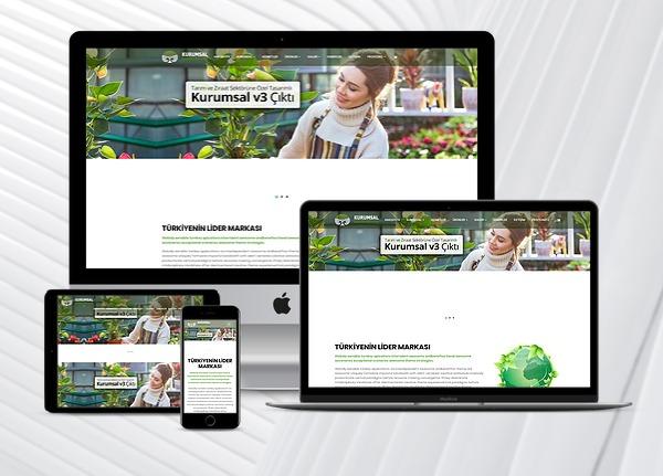 Kurumsal E-Ticaret Greenlife v