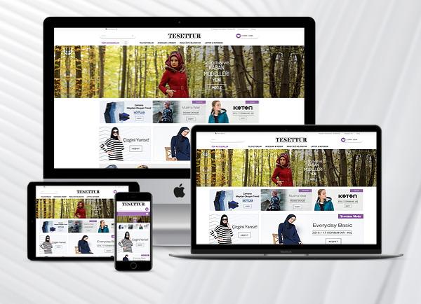 E-Ticaret Paketi Giyim  Moda v