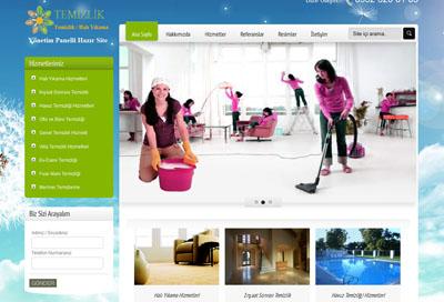 Temizlik / Halı Yıkama Firma