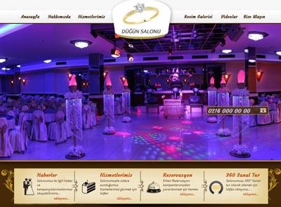 Düğün Salonu / Organizasyon