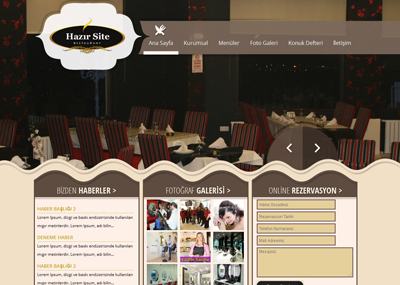 Restaurant Script Luna v 2.0