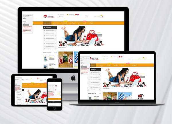 Ürün Tanıtım & Sipariş Web Paketi Simple v2.1