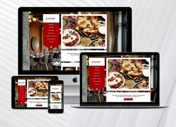 Restaurant Web Paketi Karya v