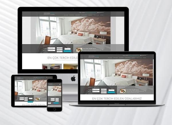 Hotel Web Paketi Hedera v2.5