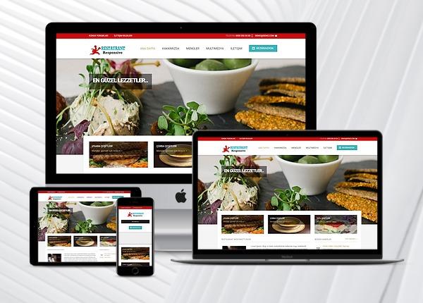 Restaurant Web Paketi Cruse v2