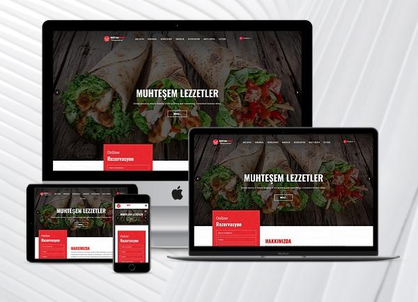 Restaurant Web Paketi Nisa v3.