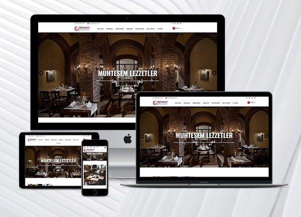 Restaurant Web Paketi Major v3