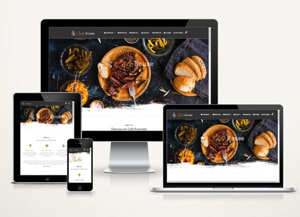 Restaurant E-Ticaret Azure v3.