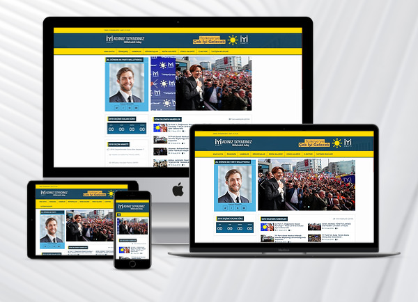 İYİ PARTİ - Parti Aday Web