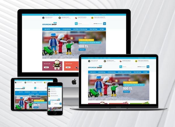 E-Ticaret Paketi Toys v1.20