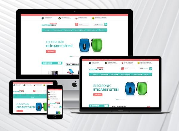E-Ticaret Paketi Technic v1.20