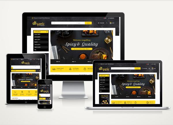 E-Ticaret Online Yemek Paketi