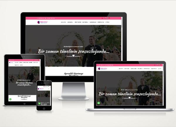 Düğün Salonu Web Paketi Bri