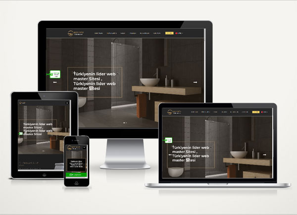 Dekorasyon Web Sitesi Onepage