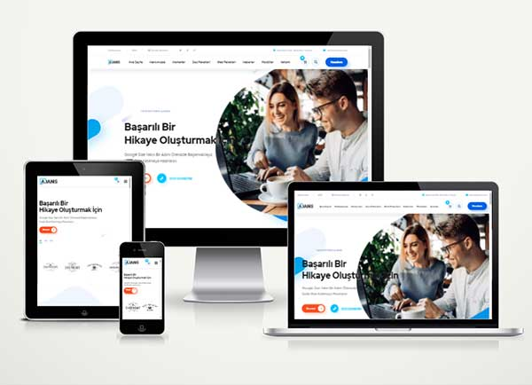 Seo Ajansı ve Web Sitesi Satış Paketi Oneon v5.