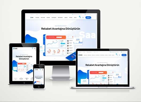 Web Ajans ve Paket Satış Sitesi Semmy v5.0