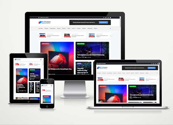 Blog Web Paketi News v5.0
