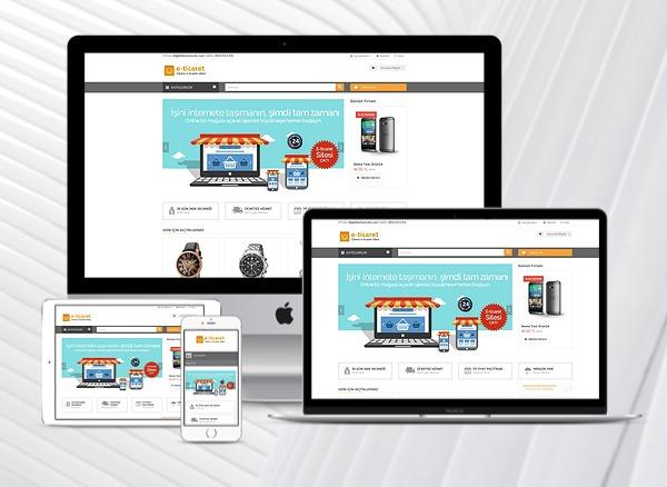 E-Ticaret Paketi Starter v1.20